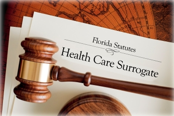 Health care surrogate documents